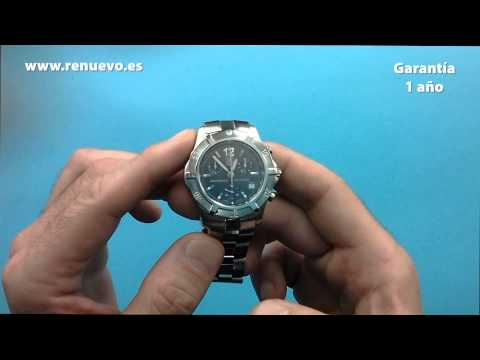 reloj-TAG-HEUER-Professional-Serie-2000-Chrono-segund- mano