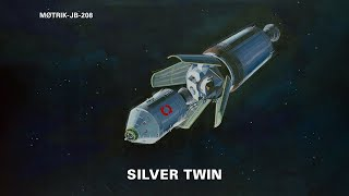"Møtrik – ""Silver Twin"""