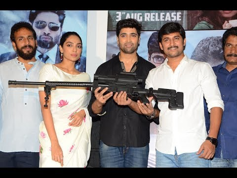 Goodachari Movie Trailer Launch