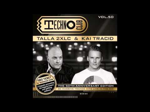 Techno Club Vol.50 CD2 - Mixed By Kai Tracid