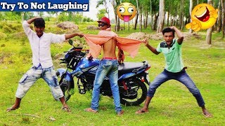 Must Watch New Funny😂😂Comedy Videos 2019, Episode-76 || Funny Videos || #myfamily