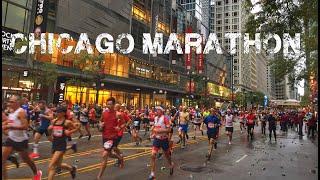 Chicago Marathon - Course Overview