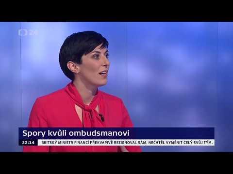 Tomio Okamura: ČT24 Události komentáře - Křeček.