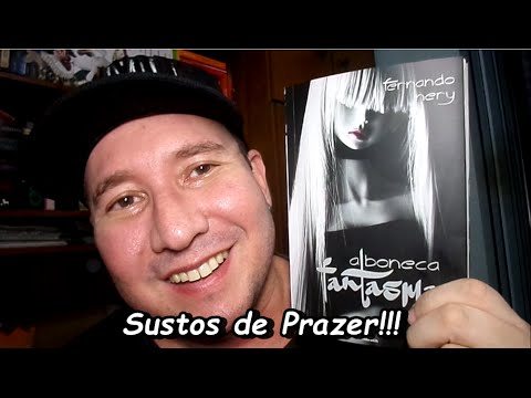 A Boneca Fantasma, de Fernando Nery, publicação da Editora Percurso