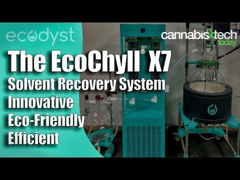 EcoChyll X7 Industrial Rotary Evaporator