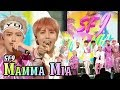 [HOT] SF9 - MAMMA MIA, 에스에프나인 - 맘마미아 Show Music core 20180317