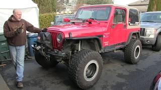 Jeep Wrangler LS Swap (Part 1)