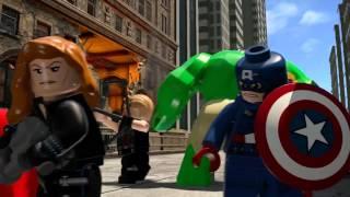VideoImage1 LEGO Marvel's Avengers