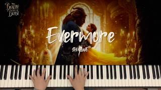 영화 미녀와 야수OST - Evermore (웅장한 피아노 커버)