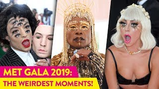 Met Gala 2019 Cringiest Must-See Moments | ⭐OSSA