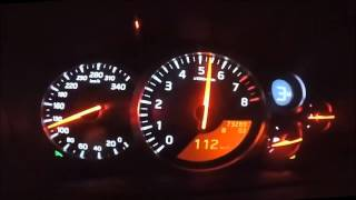 Nissan GTR R35 Godzilla acceleration, top gear, top speed with nice ...