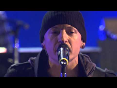 Linkin Park - Wisdom, Justice, And Love/Iridescent (Madrid, MTV EMAs 2010) HD