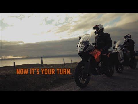 2013 KTM 1190 Adventure vídeo oficial