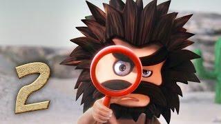 Око Леле - Серия 2 - Любопытство - от KEDOO мультфильмы для детей