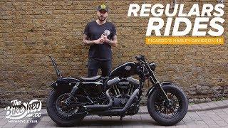 Regulars Rides: Ricardos Harley-Davidson Sportster Forty-Eight