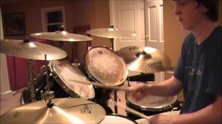 The Answer - On And On-Drum Cover