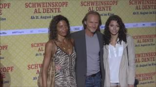 Premiere  SCHWEINSKOPF AL DENTE  München am 02 08 2016 Teil IV