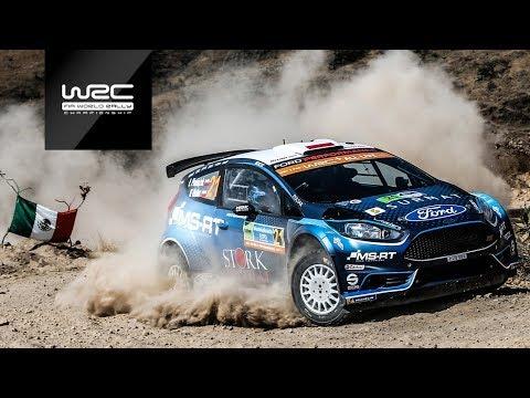 WRC 2 - Rally Guanajuato México 2019: Highlights SUNDAY
