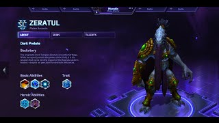 Heroes of the Storm - Zeratul Guide
