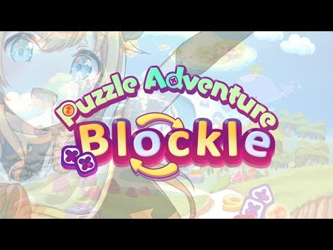 Puzzle Adventure Blockle Official PV thumbnail
