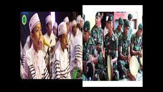 Gus Azmi Feat TNI: Jomblo Fi Sabilillah
