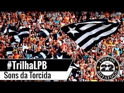 """""""Hoje eu vim te apoiar"""" Barra: Loucos pelo Botafogo • Club: Botafogo"""