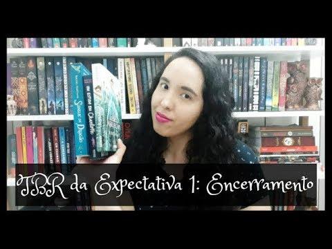 TBR da Expectativa 1: Encerramento   VEDA 3   Um Livro e Só