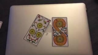Tarot Numerology - How I'm Learning