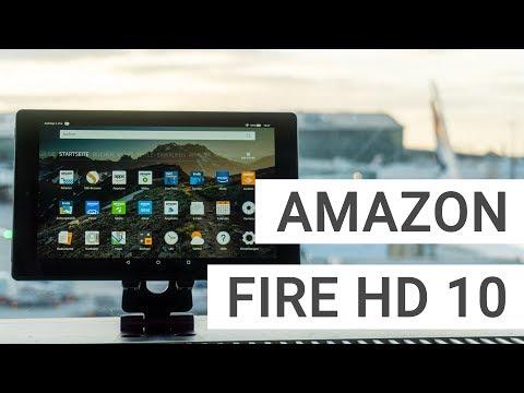 Amazon Fire HD 10 2017 Test: Für viele ein Preis/Leistungssieger