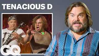 Jack Black Breaks Down His Most Iconic Characters | GQ