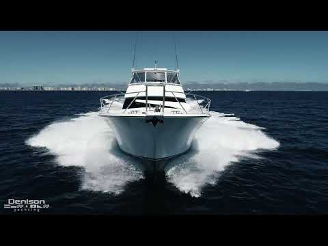 2000 58 Viking For Sale In Fort Lauderdale Fl Us | Bluewater Yacht Sales