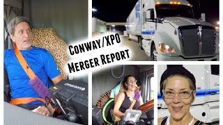 Conway XPO Merger Report