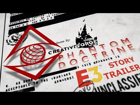 Phantom Doctrine - E3 Story Trailer thumbnail
