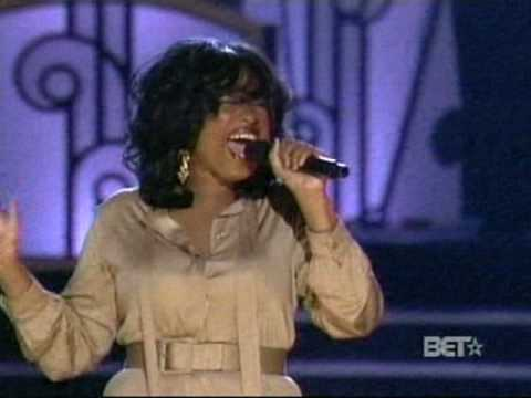 JENNIFER HUDSON LIVE - I'VE NEVER LOVED A MAN THE WAY I LOVE YOU