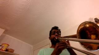Trombone Shorty - Fire and Brimstone (Trombone Solo)