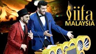 Ranveer Singh And Arjun Kapoor Make FUN Of Aamir Khan At IIFA Awards 2015  AIB