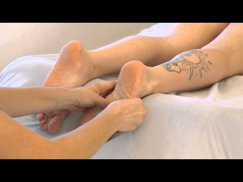 ASMR Foot Massage Christen Part 4, Relaxing Massage Therapy Techniques