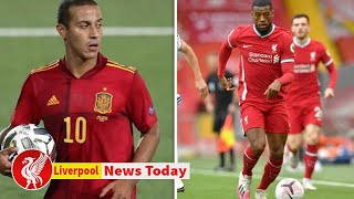 What Liverpool transfer agreement for Thiago Alcantara means for Gini Wijnaldum - news today