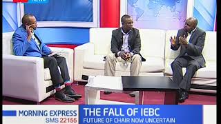 Morning Express: The fall of the Independent Electoral and Boundaries Commission