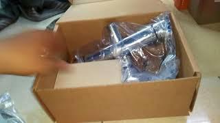 Mở hộp sen cây nóng lạnh yj3797, nhập khẩu từ Hàn quốc