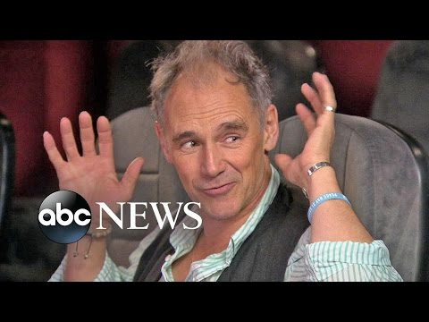 Mark Rylance on Giant Role in 'The BFG'