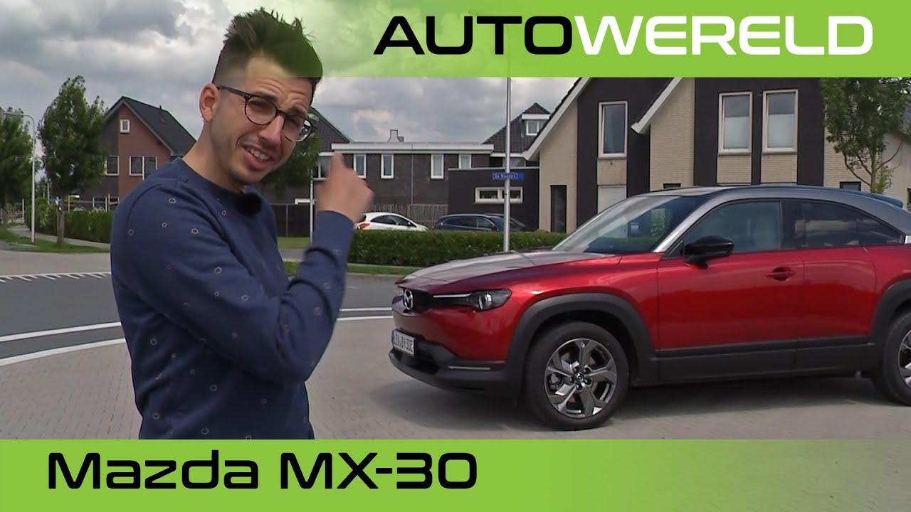 Elektrische Mazda MX-30 met Andreas Pol
