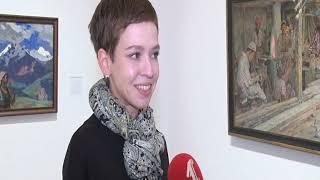 Музей зарубежного искусства презентовал выставку «Средняя Азия. Миражи»