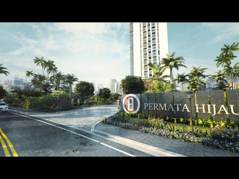 Apartemen Dijual Permata Hijau, Jakarta Selatan 12240 VPH10FX4 www.ipagen.com