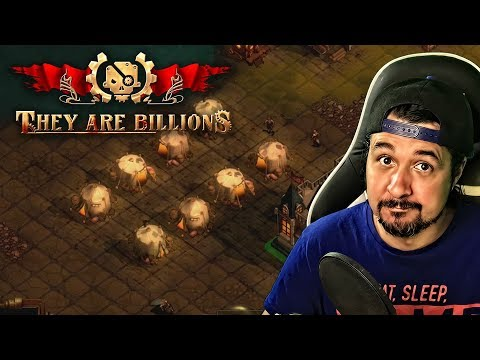 Gameplay de They Are Billions