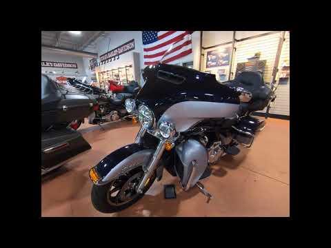2019 Harley-Davidson Touring Ultra Limited FLHTK
