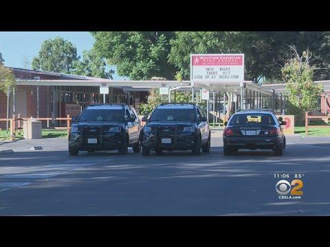 La Habra School Closes Monday Over Shooting Threat