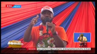 Mirindimo: Mratibu wa kanda ya pwani-Nelson Marwa awaonya watu kumwita gavana Ali Hassan kuwa sultan