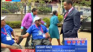 Standard Group in collaboration with Kajiado County put up peace race ahead of elections