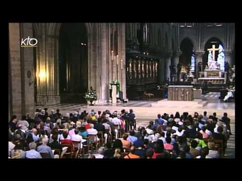 Messe du 21 juin 2015